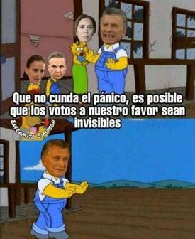 Los mejores memes electorales en Latinoamericana de los últimos meses 1