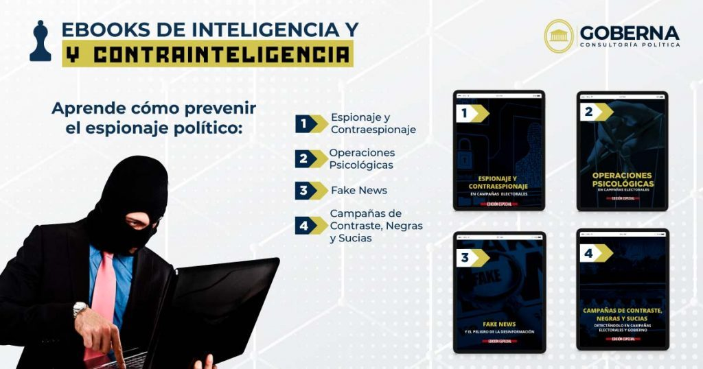Pack Inteligencia y Contrainteligencia 1