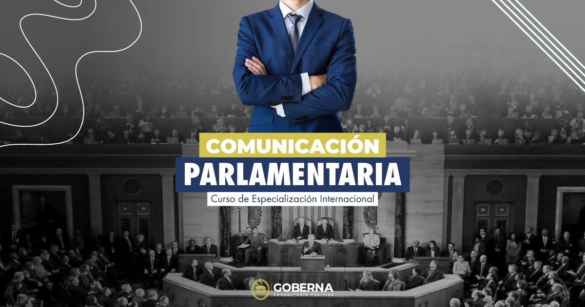 Curso Online de Comunicación Parlamentaria 3
