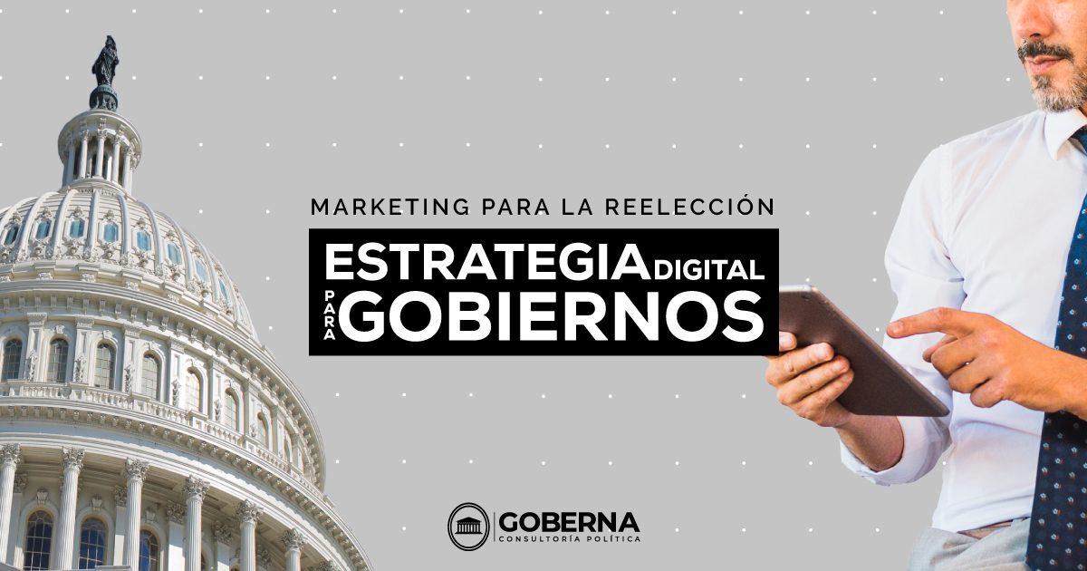 Curso Online de Estrategia Digital para Gobiernos 2