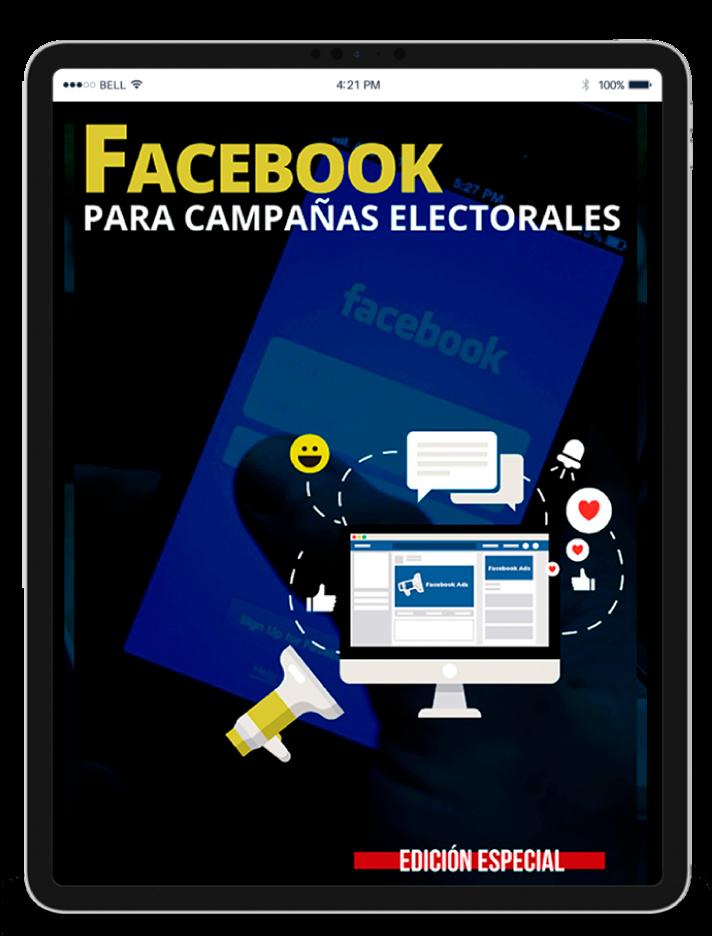 Ebook Facebook para campaña electoral 2
