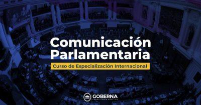 Curso Virtual de Comunicación Parlamentaria 7