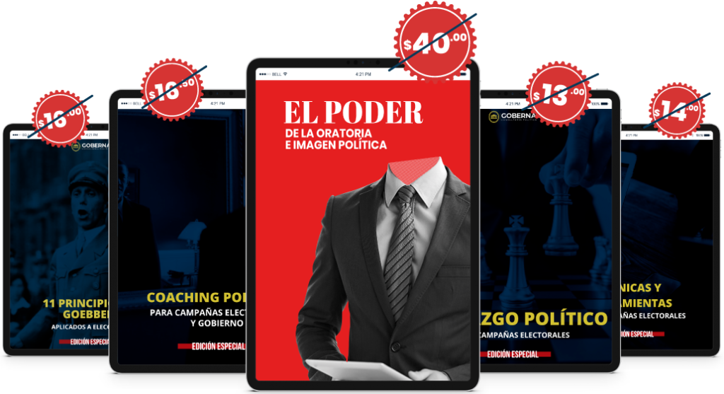 EL PODER DE LA ORATORIA E IMAGEN POLÍTICA-V-EBOOK 4