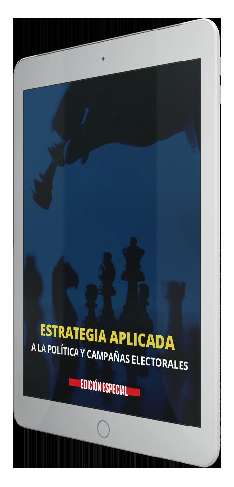 E-book Estrategia aplicada a elecciones 2
