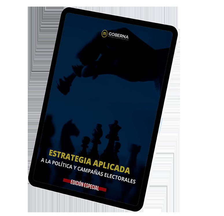 E-book Estrategia aplicada a elecciones 7